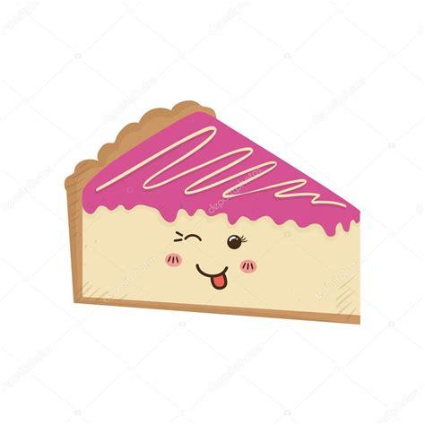 imagenes de tortas kawaii icona della torta kawaii dessert alimento dolce carina