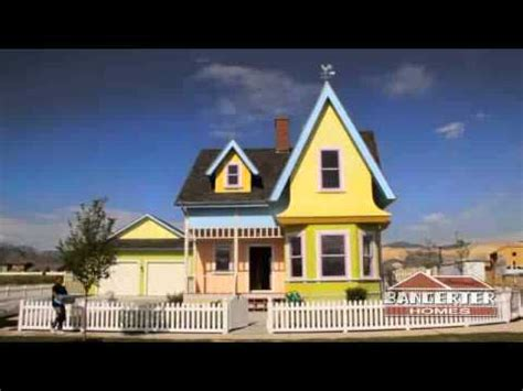 Film Up Home Video | the real up home built by bangerter homes movie theater
