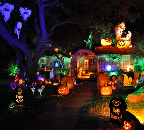 halloween house decorations house decorating contest anoka halloween