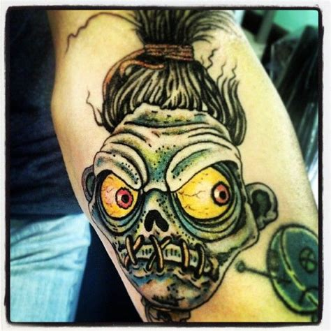 shrunken heads tattoo 32 unique shrunken tattoos