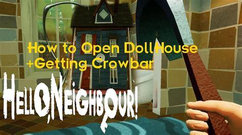 a dollhouse act 1 hello gameplay walkthrough open dollhouse how to
