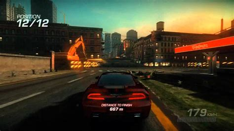 Ridge Racer Unbounded ridge racer unbounded part 1 walkthrough gameplay introduction two races xbox 360