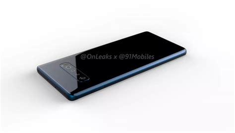 Samsung Galaxy S10 Plus 4 by Samsung Galaxy S10 Plus Fuite Du Design Revue Et Corrig 233 E Frandroid