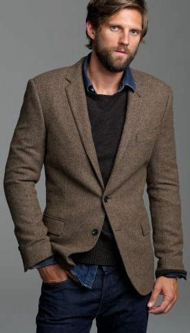 Style Ideas How To Wear Menswear Herringbone Second City Style Fashion by 25 Best Ideas About Grey Sport Coat On Casual