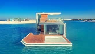 Bath Shower Glass see inside dubai s amazing floating seahorse villas what