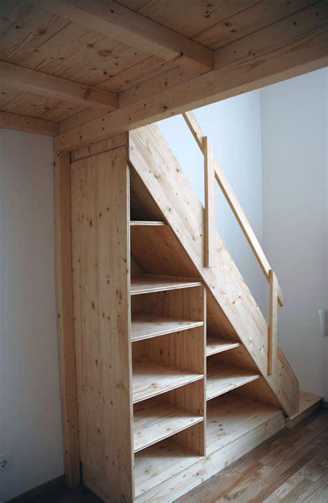 hochbett mit treppenaufgang hochbett und regaltreppe dein tischler in leipzig dein