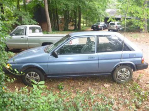 1989 Toyota Tercel Sell Used 1989 Toyota Tercel Base Hatchback 3 Door 1 5l In