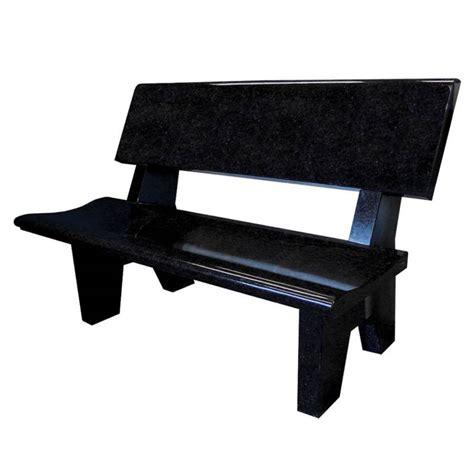 bench monuments in granite granite memorial benches pacific coast memorials