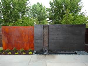 Creative Bathroom Ideas Colors 49 Amazing Outdoor Water Walls For Your Backyard Digsdigs