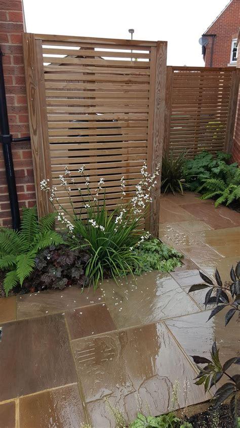 Garden Privacy Fence Trellis Best 25 Garden Screening Ideas On Outdoor