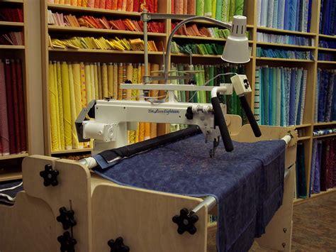 Tin Lizzie Arm Quilting Machine by Tin Lizzie 18 Arm Quilting Machine W Stitch