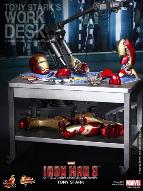 Tony Stark Ironman Tees Ks Irn 01 toyhaven incoming toys quot iron 3 quot 1 6 scale tony stark 12 inch limited edition