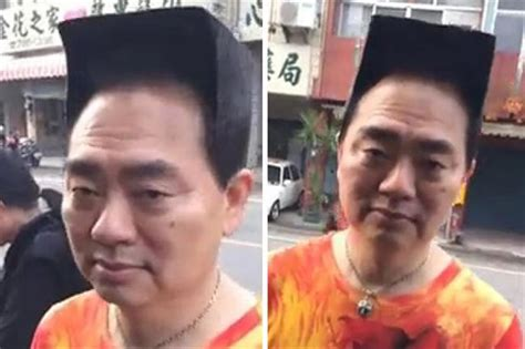 haircut games real life chinese man 54 gets new haircut to attract younger women
