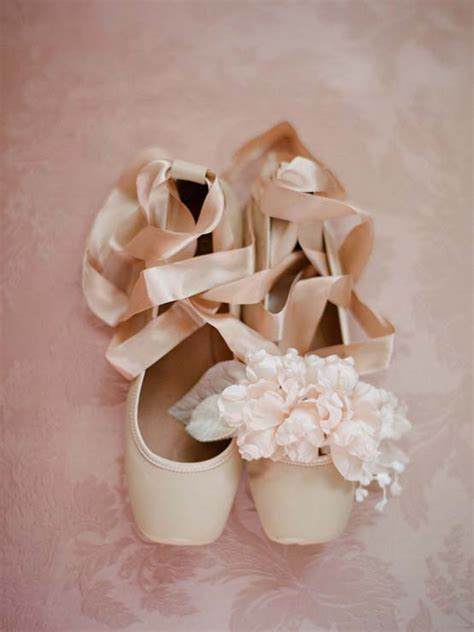 Ballet Wedding Shoes by Pale Pink Bridal Ballet Flats Wedding Shoes