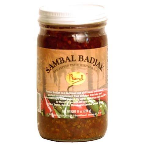 Sale Sambal Pohon Cabe 1 Kg sambal badjak 16 oz by runel