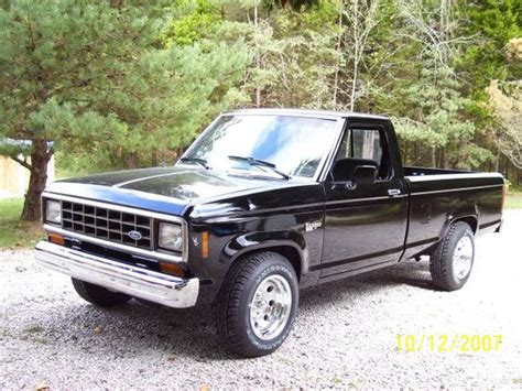 1986 Ford Ranger by Thatsofficial13 1986 Ford Ranger Regular Cab Specs Photos