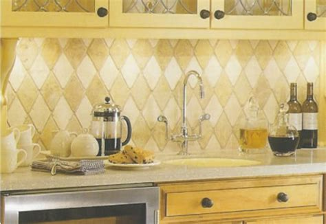 ceramic tile backsplashes these golden colored ceramic