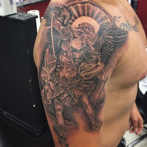 michael angel tattoo 17 best ideas about michael on