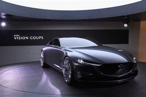 mazda moto mazda s kai concept and vision coupe reveal the future of