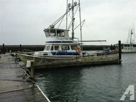 fishing boat lease 46 aluminum commercial fishing boat for lease or sale for