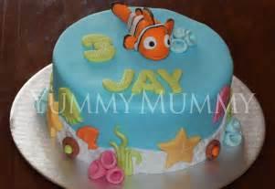 nemo birthday cake 171 yummy mummy