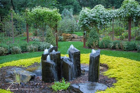 Aquascape Water Features by How A Chicago Suburbanite Transformed Their Backyard With