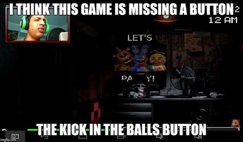 Kick In The Balls Meme - riskrim imgflip