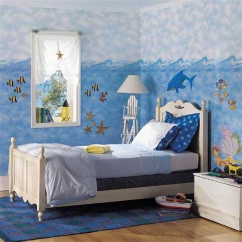 ocean theme bedroom kids room themes cartoon themes jungle theme sea theme