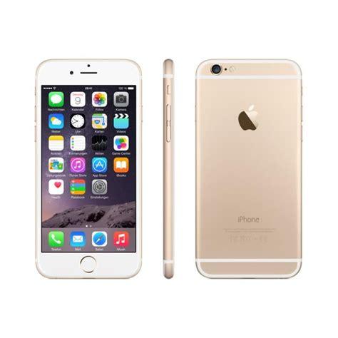 iphone 6 or 16go achat smartphone pas cher avis et meilleur prix black friday le 24 11