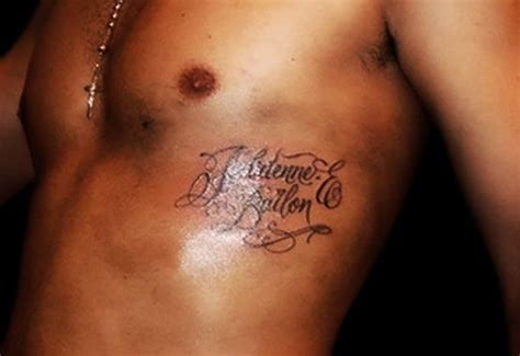 adrienne bailon tattoo removal rob rob