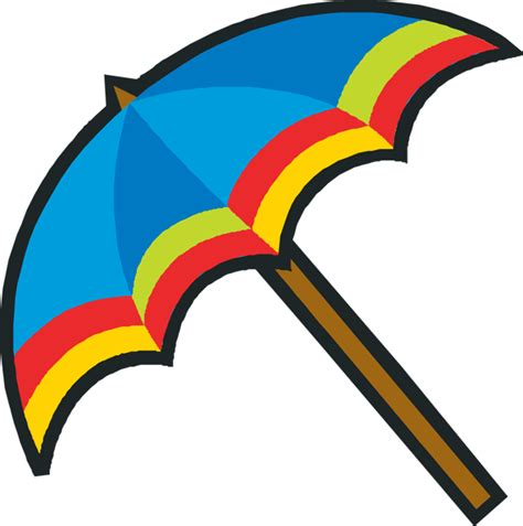 Beach Umbrella Clip Art   Cliparts.co