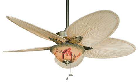Tropical Style Ceiling Fans Windpointe Ceiling Fan Tropical Ceiling Fans Austin