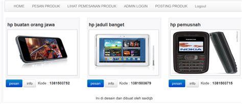 membuat web dengan php coder membuat web jual beli dengan php dilengkapi dengan admin