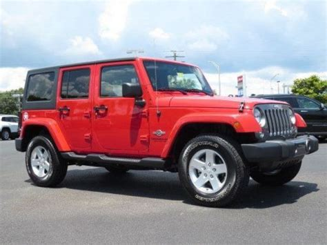 2014 Jeep Wrangler Unlimited Edition Sell New 2014 Jeep Wrangler Unlimited Sport Freedom