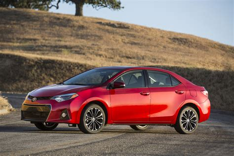 Toyota Corolla 2015 Specs 2015 Toyota Corolla Specifications And Road Test