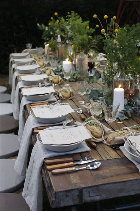 table settings for dinner best 25 dinner party table ideas on pinterest beautiful