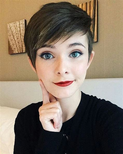 Pixie Haircut Styles by 5 371 Likes 46 Comments Pixies Are Rad