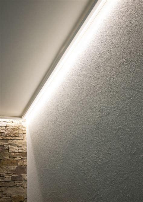 illuminazione led illuminazione bagno con strisce led diffusa e