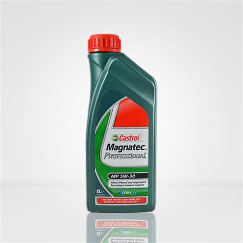 Castrol Magnatec Liter oilandparts castrol motoren 246 l magnatec professional 5w 30 1l