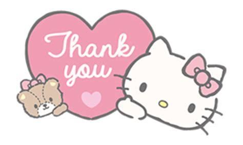 Thank You Sticker Stiker Ucapan Terimakasih Lego hello 凱蒂貓和泰迪 yabe line貼圖代購 台灣no 1 最便宜高效率的代購網