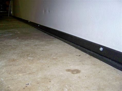 How To Seal Garage Door Bottom Garage Door Seal Search Garage Garage Doors Doors And Roller Doors