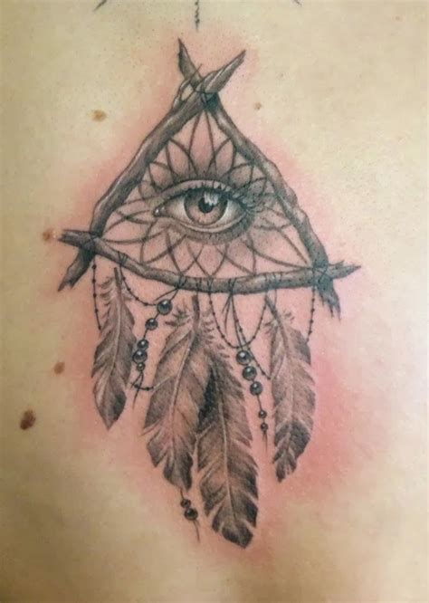 dreamcatcher tattoo designs for men amazing things in the world awesome quot catcher quot tattoos