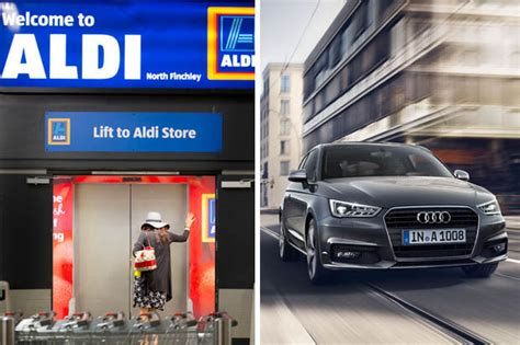 Audi A4 Aldi by Happy Grads Aldi Trainees Earn 40k Salary With Audi