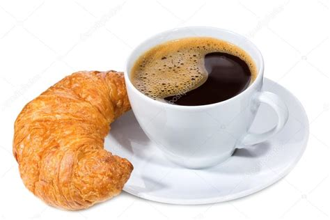 Coffee and croissant ? Stock Photo © Nitrub #4873358
