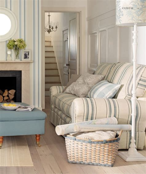 blue and cream living room cottage blue cream living room coastal interiors