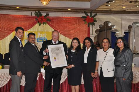 Probation Office Ta by Lions Charter New Club In Edison News Tapinto