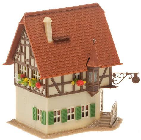 Faller Countrysite Decor Acceessories Miniature Building Ho Scale faller 232504 post inn