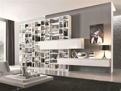 librerie con cassetti libreria componibile con cassettoni e modulo pensile