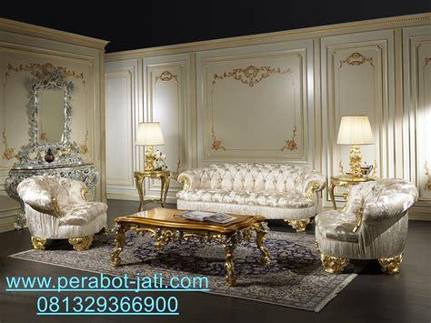 Kursi Tamu Sofa Ukir Mewah interior kursi sofa mewah ruang tamu ukir emas perabot
