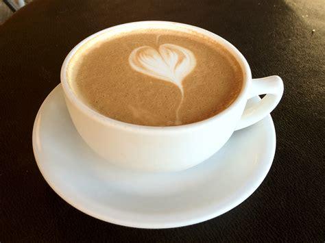 Coffee Latte a gem on henderson pearl cup coffee steve